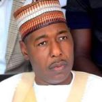 Zulum Convoy Not Involved In Accident – Aide