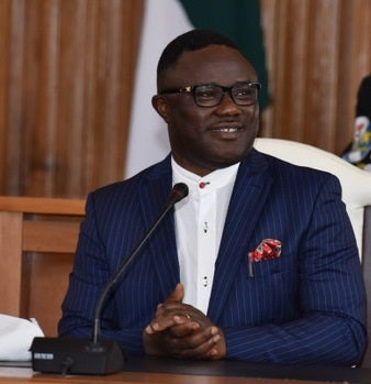 Ayade declares automatic employment for 8000 youths in C'River