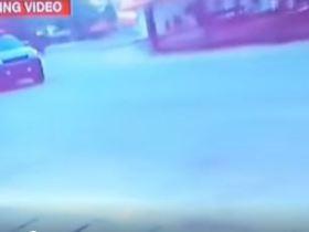 Lekki shootings: CCTV reveals soldiers arrived in seven trucks