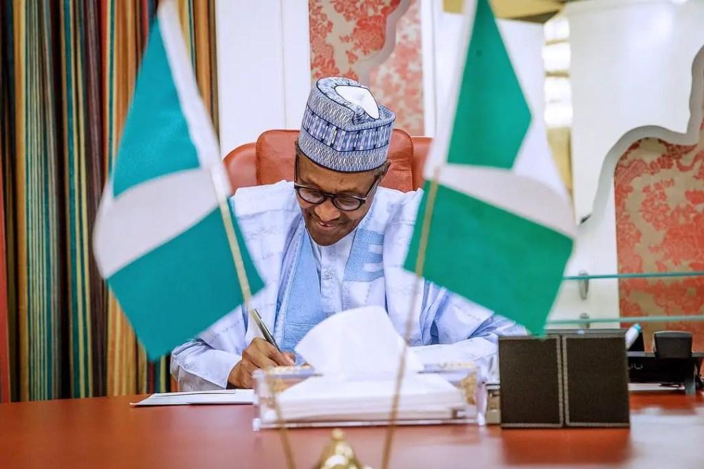 Buhari taking Nigeria to the Promised Land