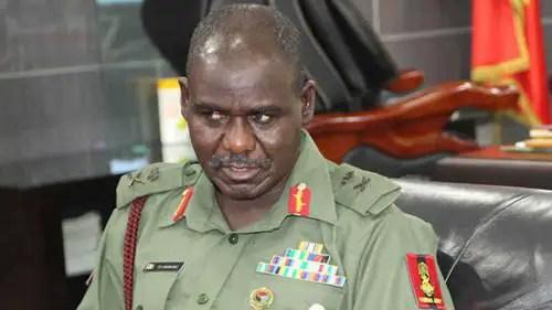 How Buratai Reduced Army To Hausa-Fulani Caucus – Intersociety