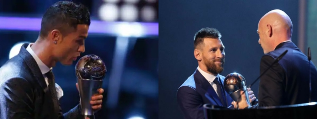 Full nominees - Best FIFA Player of the Year Awards 2020