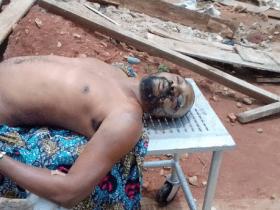 Chukwuma Ojukwu, Assassinated In Anambra Community