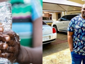 Give Water: Don Jazzy donates 1million Naira for Water Project