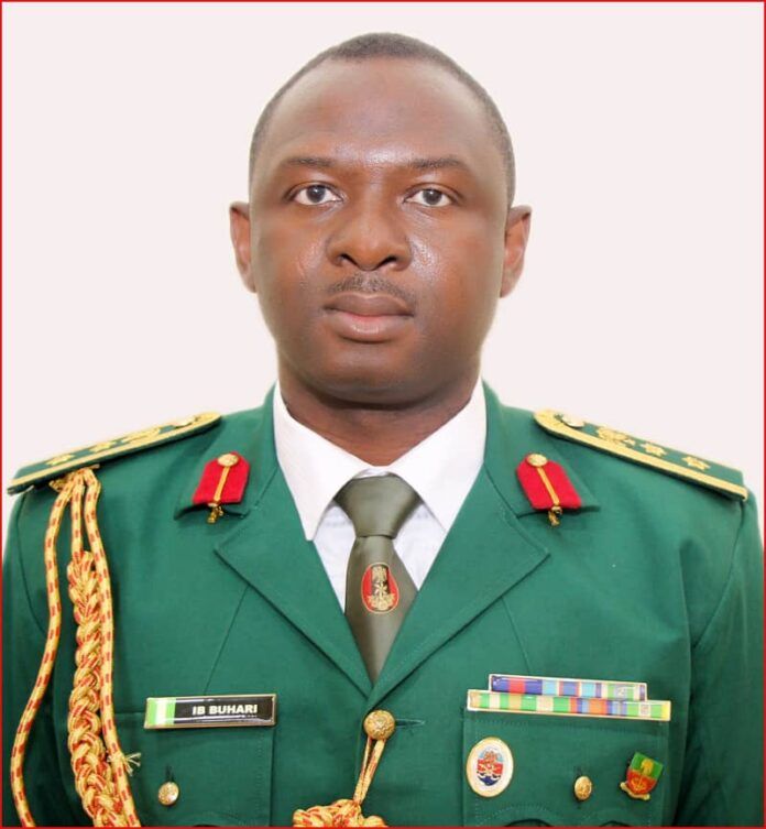 Col. Baba Buhari Emerges Best Participant at Army War College