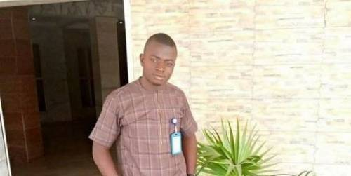 Student Union President Dead One Month After Election