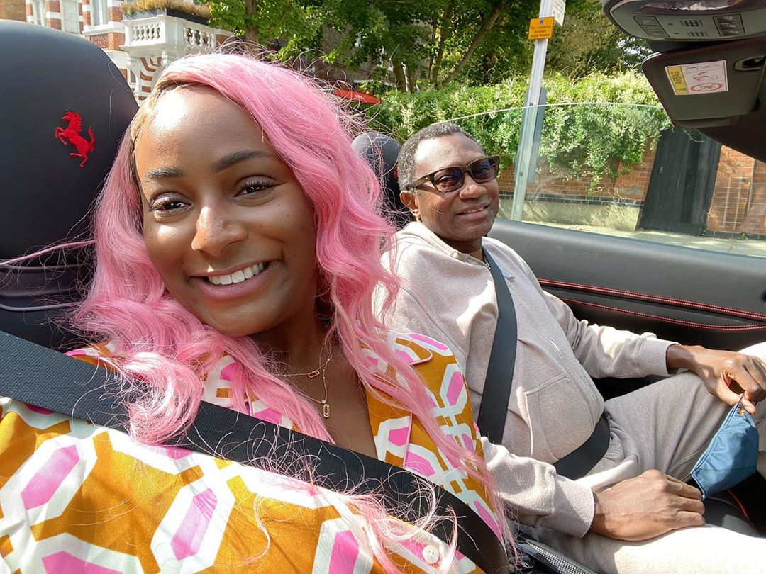 SUCCESS IS NOT ONLY DOORS DAD OPENED FOR ME – DJ CUPPY