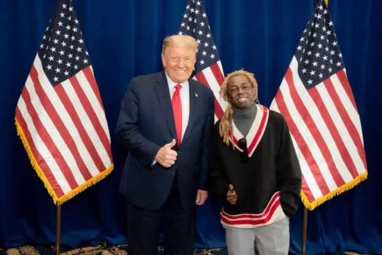 Lil Wayne: Donald Trump to bring almost $500 billion into Black communities