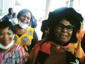 71year-old Former Chief lecturer from YABATECH, completes her PhD 10 years into Retirement