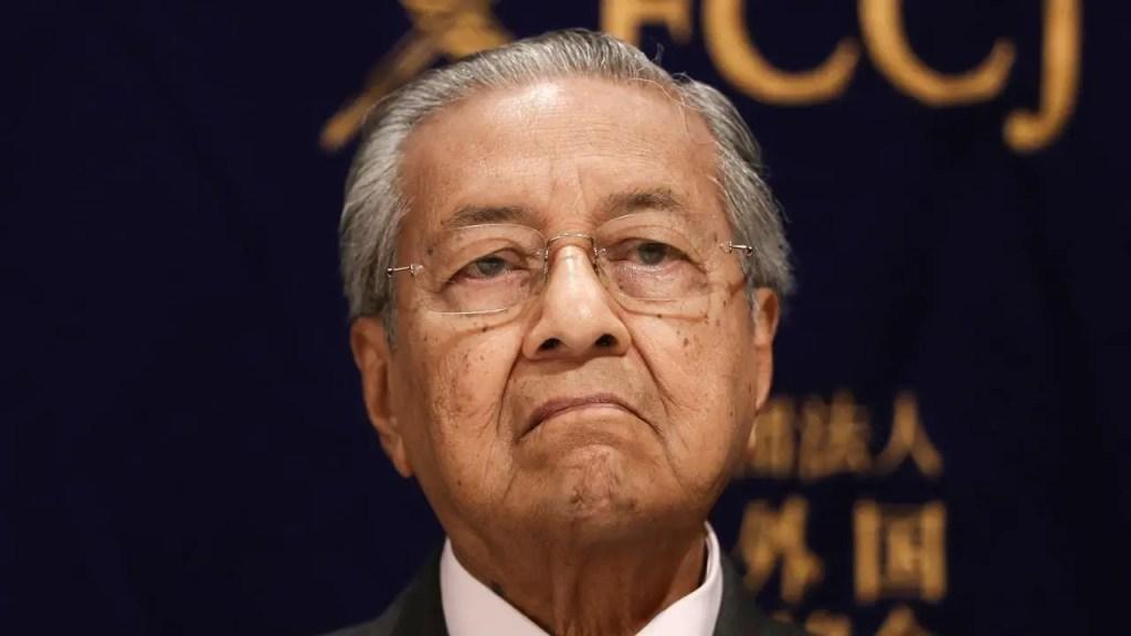 Macron is very primitive - Dr Mahathir Mohamad