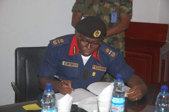 Expect timely promotion, payment of arrears, NSCDC boss, Audi assures personnel