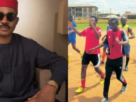 ANAMBRA: THE CYNOSURE FOR SPORT & YOUTH DEVELOPMENT