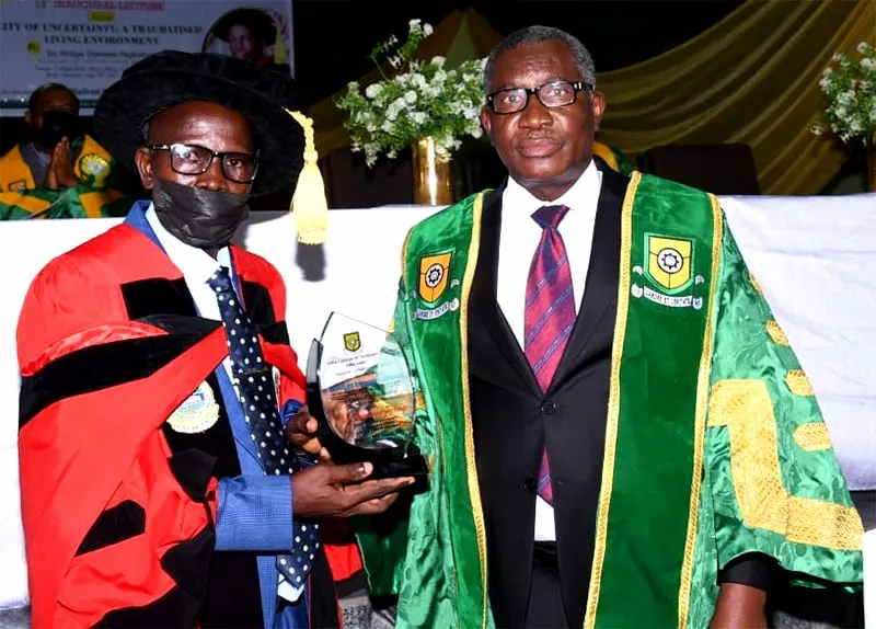YABATECH: Without basic facilities, there shouldn't be a city - Dr. Fagbohun