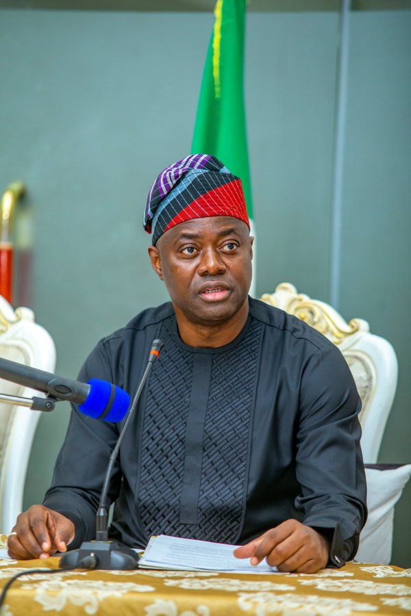 "Jimoh Isiaka: ""This situation is highly regrettable"" - Gov. Seyi Makinde"