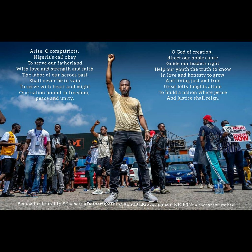 Letter to the Church Leaders on #EndSARS Youth Protests