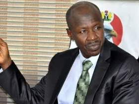 Ibrahim Magu thrown into Cell by Police In Abuja
