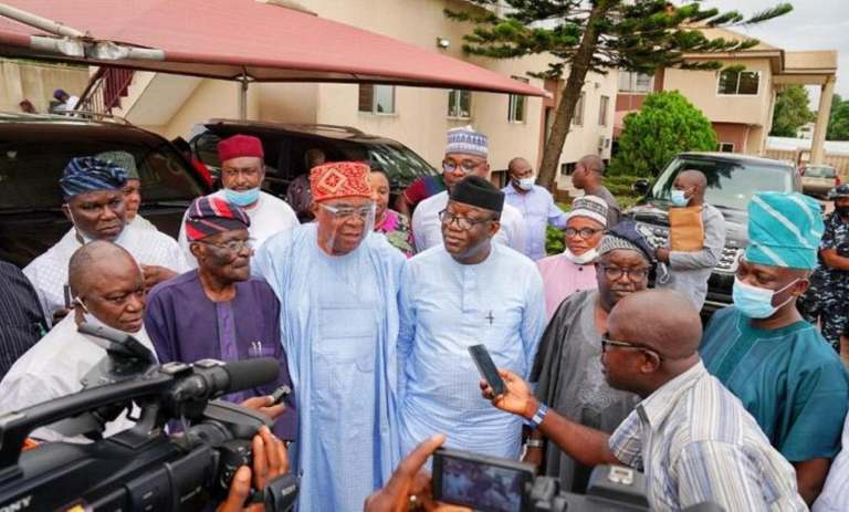 Oyo APC Crisis: Group rejects Alao-Akala as leader
