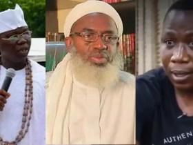 Sheikh Gumi's visit to Igboho provocative - Gani Adams, others