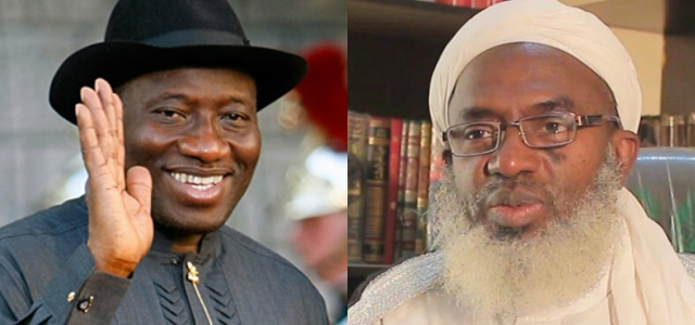 Goodluck Jonathan Broke The Rotational Presidency When He Contested Twice – Sheikh Gumi Declares