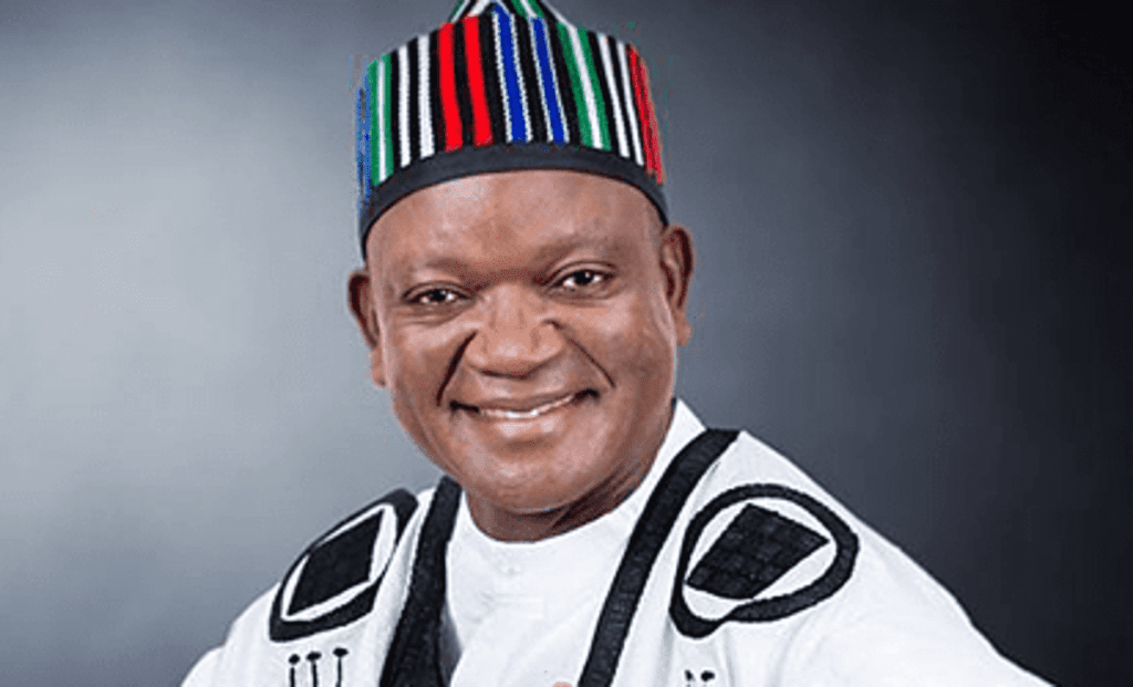 Ortom Presents N132.5b 2021 Budget Draft To Assembly