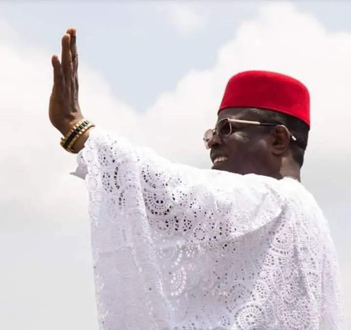 Umahi sacks political appointees from Ohaukwu LGA