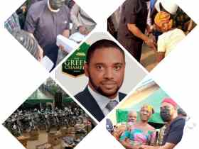 Hon. Chisom Dike Empowers Over 2000 Constituents in Obigbo