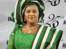 Princess Folashade Olabanji-Oba condemns Uwa's rape, demands justice