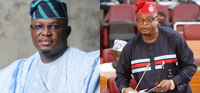 Lagos Assembly: Akande and Agunbiade faults #EndSARS mass looting