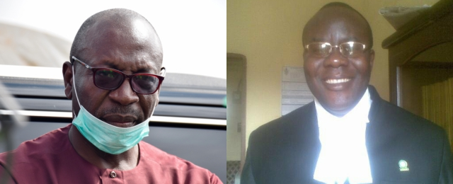 Lawyer seeks prosecution of Ize-Iyamu for providing false information