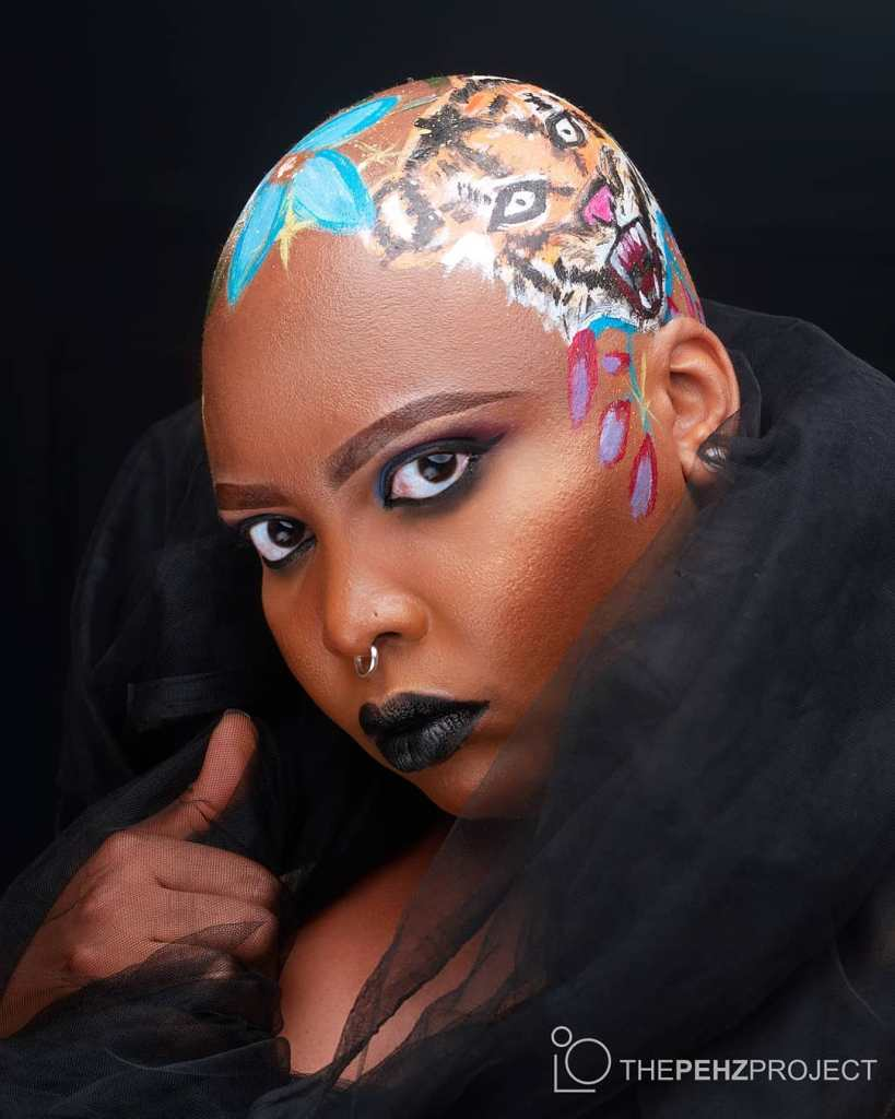 Tolulope Jasmine-Oguns is Creating Community for Africans Living With Alopecia