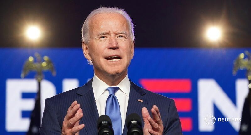 Donald Trump may not come but Mike Pence is welcome - Joe Biden