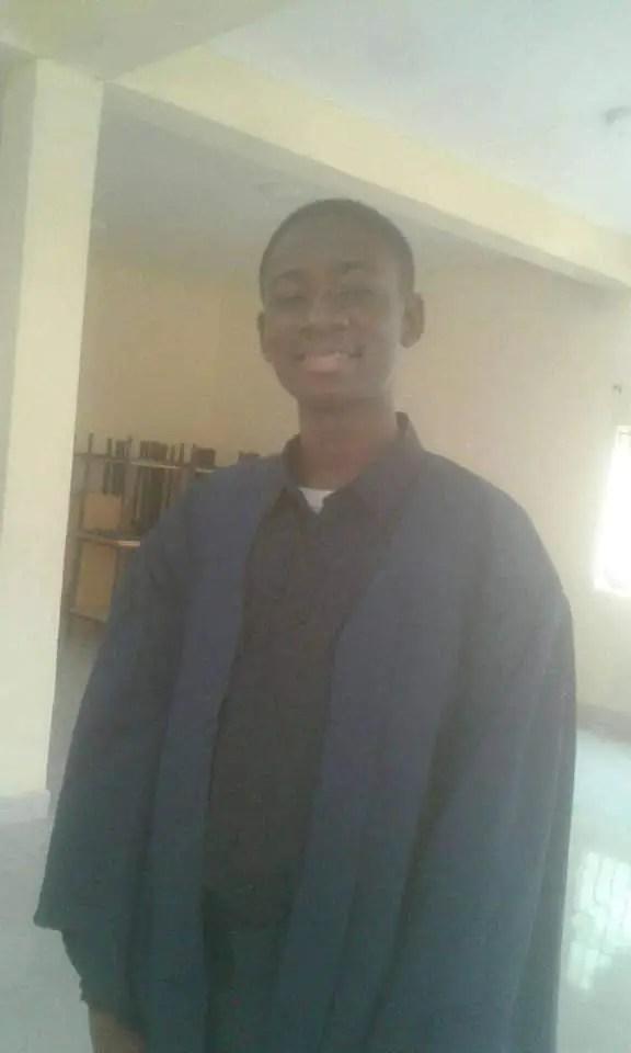 Student, John Oluwanifemi Olajide got missing, but Caleb University sees it as prank