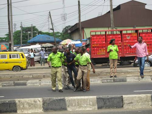 The criminal activities of KAI officers in Lagos