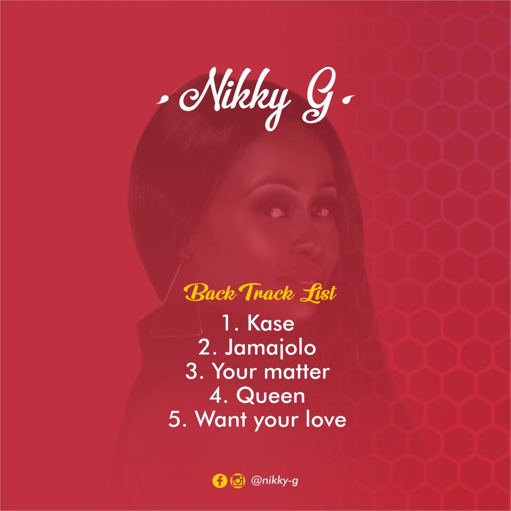 EP: Nikky G - Kase