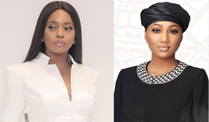 #EndSars : 'Message your Fathers', Youth ask Buhari & Osinbajo daughter