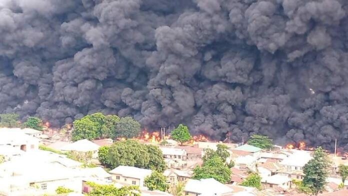 Lokoja Tanker Explosion: 23 dead; 1 Survivor