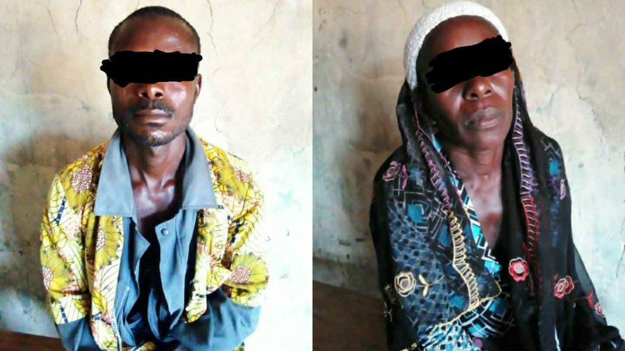 Man arrested for fathering three children with biological mother in Kwara