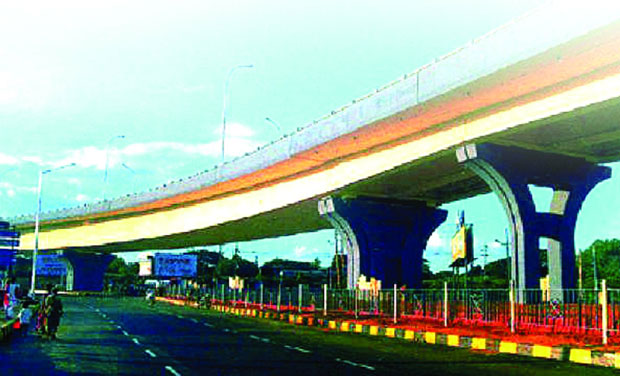 Lagos to build four new vehicular overpasses