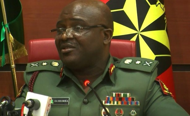 Former Chief of Army Staff, Lieutenant-General Ihejirika, joins APC