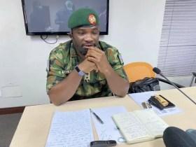 Brigadier-General Ibrahim Taiwo promoted to Major General