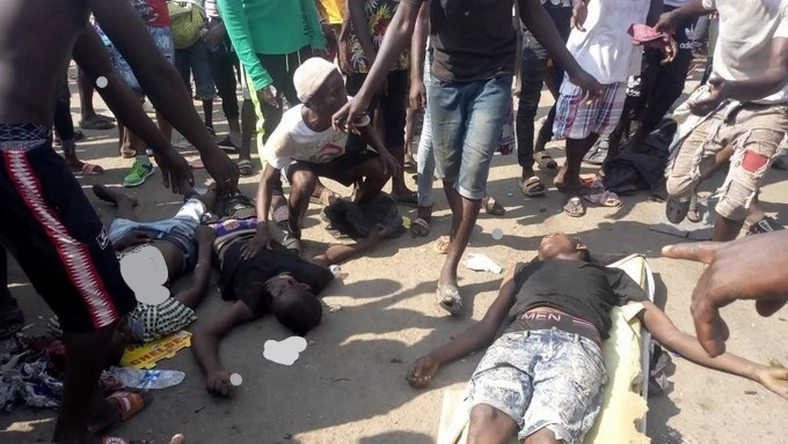 Lagos: 13 dead as police, hoodlums clash in Mushin