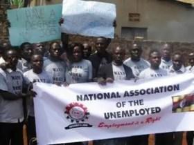 National Association of Unemployed Graduates to National Assembly