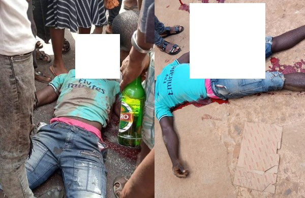 Youths on rampage in Anambra over killing of 20-yr old man