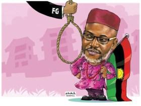 Igbo Lawyers clash on who Mazi Nnamdi Kanu represents