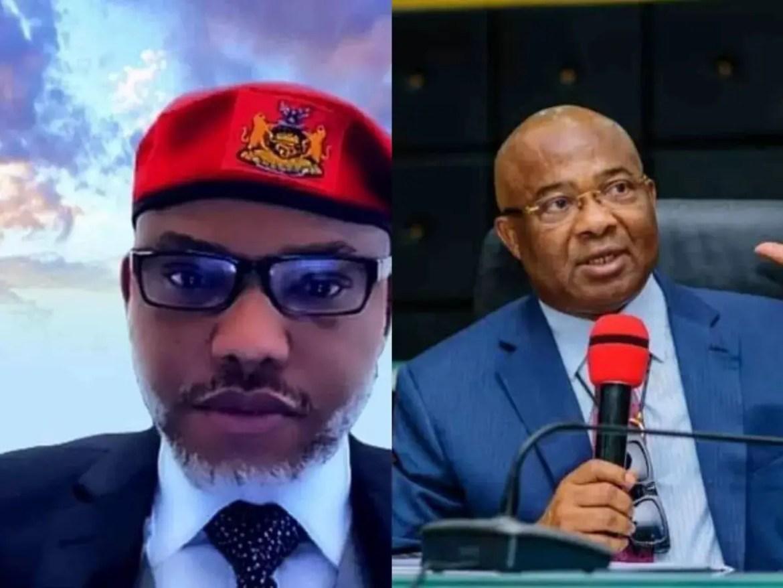 Biafra: Why King Uzodinma shut-down Orlu Timber Market; PDP Kicks