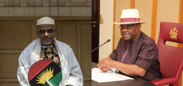 IPOB Outlaw in Rivers: Who the hell is Wike? - Mazi Nnamdi Kanu