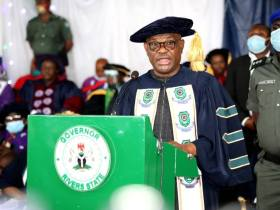 Incompetent, unqualified lecturers should be sacked – Governor Wike tells varsities