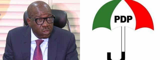 Timi Frank encourages PDP to Draw in Obaseki » GBETU TV