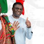 #EdoDecides2020 Godwin Obaseki returns to Edo State house with Philip Shaibu