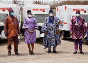 Ogun Distributes Tricycle Ambulances To Improve Maternal Health In Rural Areas